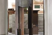 Фото 22 Входные стальные двери (59 фото): защита для дома-крепости