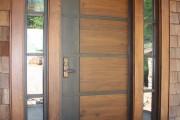 Фото 3 Входные стальные двери (59 фото): защита для дома-крепости