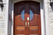 Фото 23 Входные стальные двери (59 фото): защита для дома-крепости