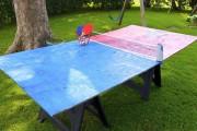 Фото 6 Теннисный стол своими руками: размеры, виды и особенности сборки (51 фото)