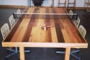 Фото 5 Теннисный стол своими руками: размеры, виды и особенности сборки (51 фото)