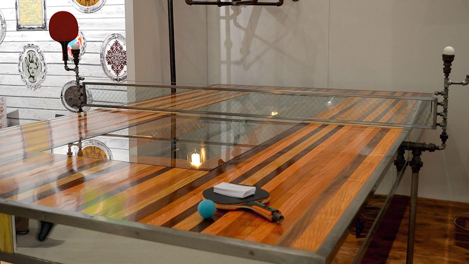 Как сделать стол для тенниса фото 797