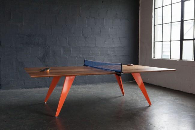 Облегченная модель теннисного стола