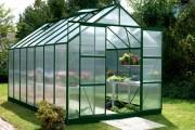 Фото 10 Теплицы из поликарбоната (47 фото): рациональное садово-дачное решение
