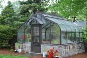 Фото 6 Теплицы из поликарбоната (47 фото): рациональное садово-дачное решение
