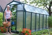 Фото 17 Теплицы из поликарбоната (47 фото): рациональное садово-дачное решение