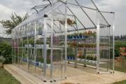 Фото 18 Теплицы из поликарбоната (47 фото): рациональное садово-дачное решение