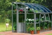Фото 4 Теплицы из поликарбоната (47 фото): рациональное садово-дачное решение
