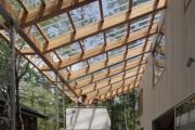 Фото 10 Терраса из поликарбоната, пристроенная к дому (53 фото): варианты размещения и основные этапы строительства