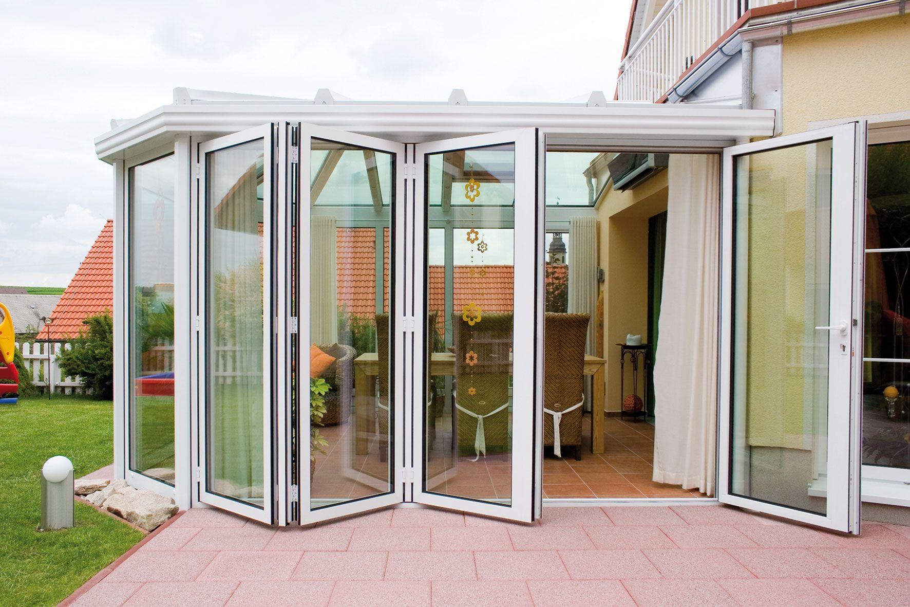 Сдвижные двери из поликарбоната