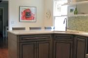 Фото 12 Угловая мойка для кухни (45 фото): интересное решение при нехватке пространства