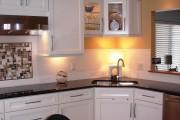 Фото 7 Угловая мойка для кухни (45 фото): интересное решение при нехватке пространства