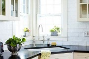 Фото 16 Угловая мойка для кухни (45 фото): интересное решение при нехватке пространства