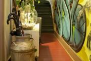 Фото 10 Роспись стен в интерьере (54 фото): оригинальный декор для квартиры