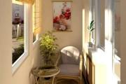 Фото 5 Какие жалюзи лучше на балкон? Обзор вариантов, плюсы и минусы (35 фото)
