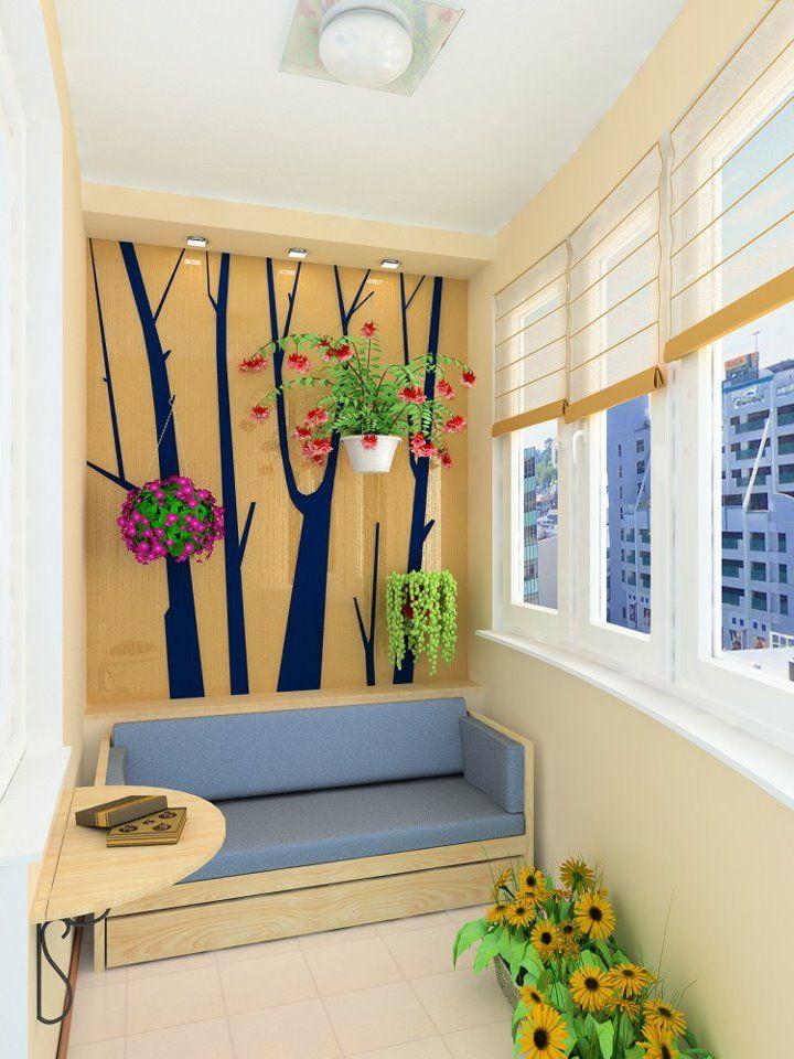 Красивые балконы (119 фото): оформление изнутри, идеи дизайн.