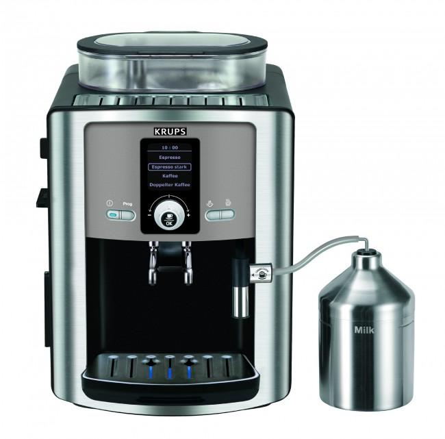 Кофемашина для дома. KRUPS EA 8050