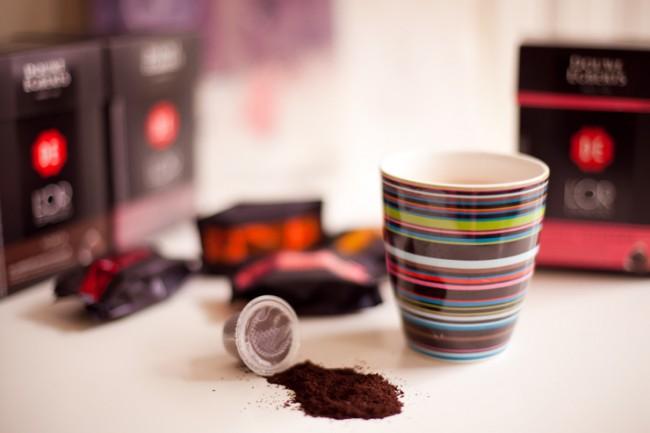 Кофемашина для дома. Многоразовые капсулы для кофемашины, которые можно заполнять собственноручно своим любимым сортом молотого кофе