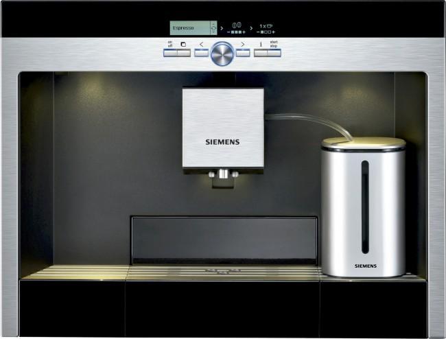 Кофемашина для дома. Siemens TK76K573