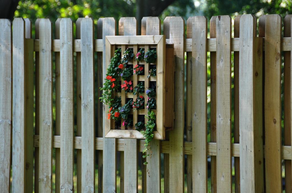 Ограждения для дома фото из дерева своими руками 597