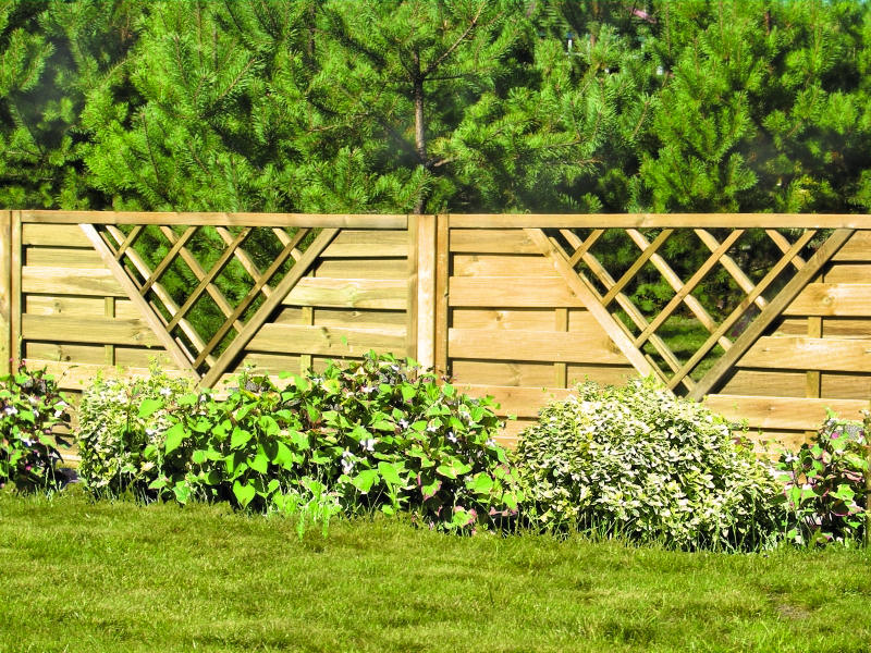 Деревянный забор для дачи своими руками фото