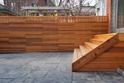 Фото 10 Деревянные заборы и ограждения для дома (50 фото): эффектная защита участка
