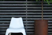 Фото 9 Деревянные заборы и ограждения для дома (50 фото): эффектная защита участка