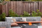 Фото 3 Деревянные заборы и ограждения для дома (50 фото): эффектная защита участка