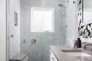 Фото 10 Душевые ограждения из стекла без поддона (55 фото): стиль и воздушность ванной комнаты