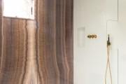 Фото 9 Душевые ограждения из стекла без поддона (55 фото): стиль и воздушность ванной комнаты