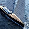 Новая стильная парусная яхта от Marco Ferrari и Alberto Franchi фото
