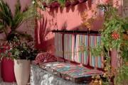 Фото 6 Габионы (70 фото): многофункциональное украшение вашего участка