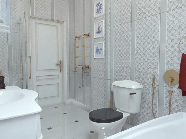Гигиенический душ для унитаза со смесителем. Существуют разные варианты установочного комплекта гигиенического душа: с отдельно вынесенным регулятором смесителя, и совмещенные