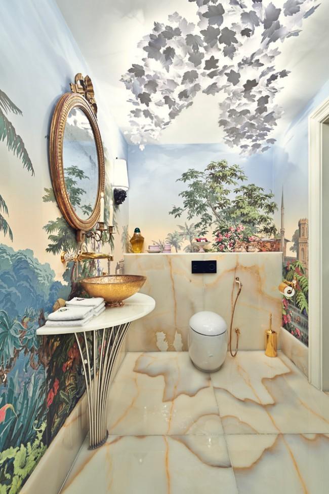 Гигиенический душ для унитаза со смесителем. Как и все остальные предметы сантехники, гигиенический душ доступен с разными вариантами цветов и покрытий: хром, медь, золото, пастельные цвета