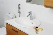 Фото 18 Гигиенический душ для унитаза со смесителем (38 фото): комфорт для всей семьи