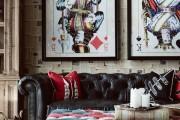 Фото 4 Как подобрать мягкую мебель для зала (65 фото): стиль и уют модной обстановки
