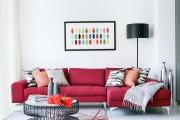Фото 5 Как подобрать мягкую мебель для зала (65 фото): стиль и уют модной обстановки