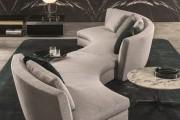 Фото 13 Как подобрать мягкую мебель для зала (65 фото): стиль и уют модной обстановки