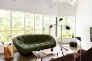 Фото 8 Как подобрать мягкую мебель для зала (65 фото): стиль и уют модной обстановки