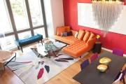 Фото 1 Ковры в интерьере гостиной (57 фото): современный подход к выбору ковровых изделий