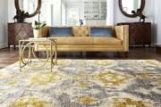 Фото 25 Ковры в интерьере гостиной (57 фото): современный подход к выбору ковровых изделий