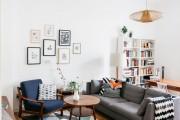 Фото 14 Ковры в интерьере гостиной (57 фото): современный подход к выбору ковровых изделий