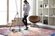 Фото 12 Ковры в интерьере гостиной (57 фото): современный подход к выбору ковровых изделий