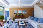 Фото 20 Ковры в интерьере гостиной (57 фото): современный подход к выбору ковровых изделий