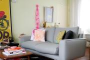 Фото 23 Ковры в интерьере гостиной (57 фото): современный подход к выбору ковровых изделий