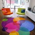 Ковры в интерьере гостиной (57 фото): современный подход к выбору ковровых изделий фото