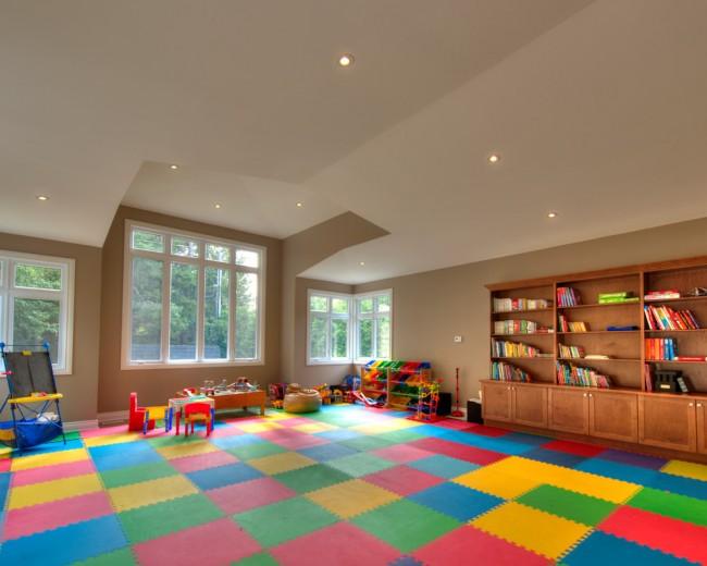 Мягкий пол для детских комнат. EVAfloor - революционное изобретение, облегчающее жизнь родителям маленьких детей