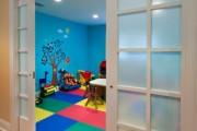 Фото 13 Мягкий пол для детских комнат (45 фото), его особенности и возможности