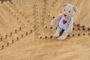 Фото 18 Мягкий пол для детских комнат (45 фото), его особенности и возможности