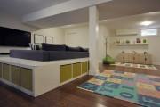 Фото 5 Мягкий пол для детских комнат (45 фото), его особенности и возможности